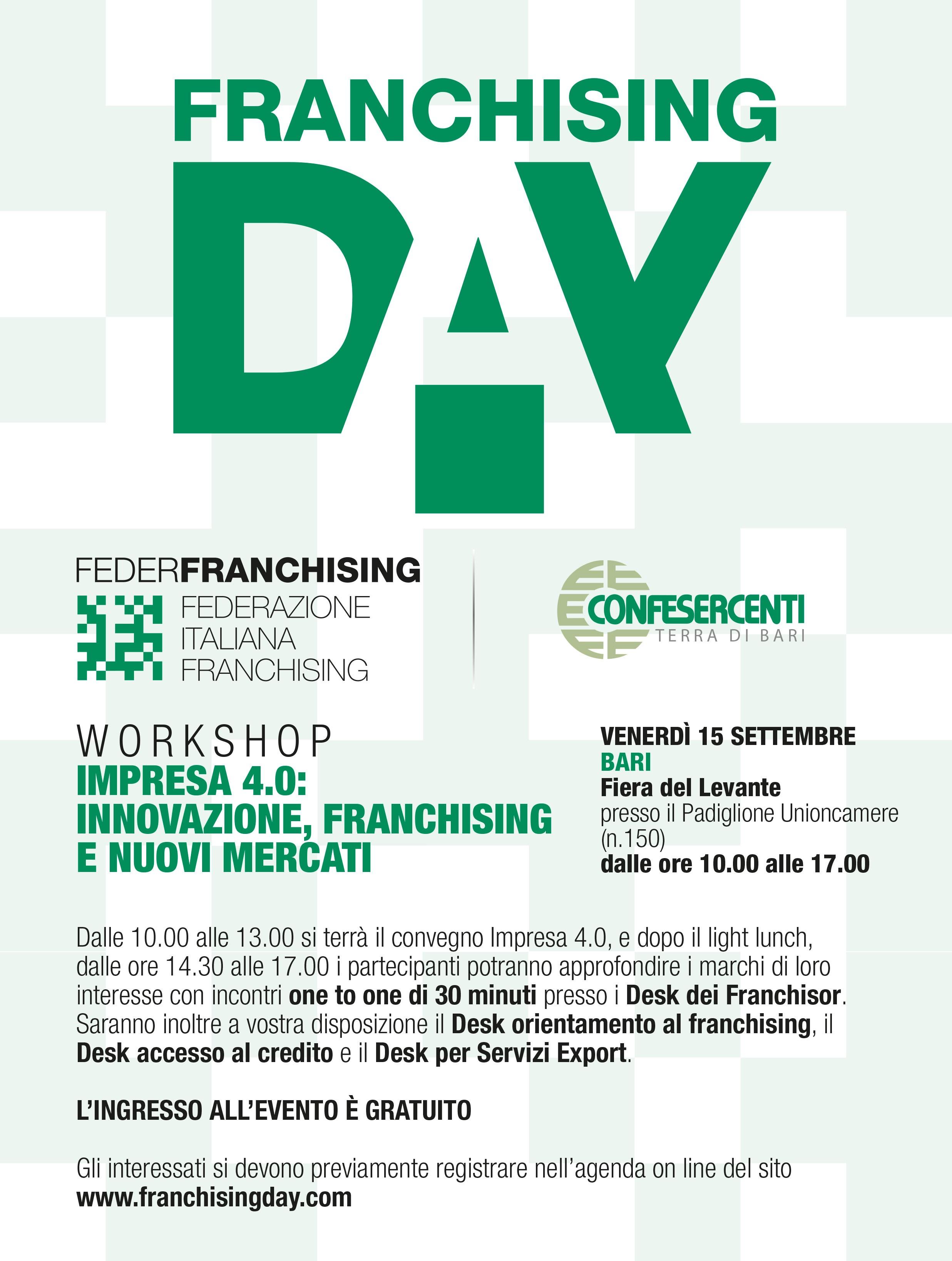Franchising Day Bari
