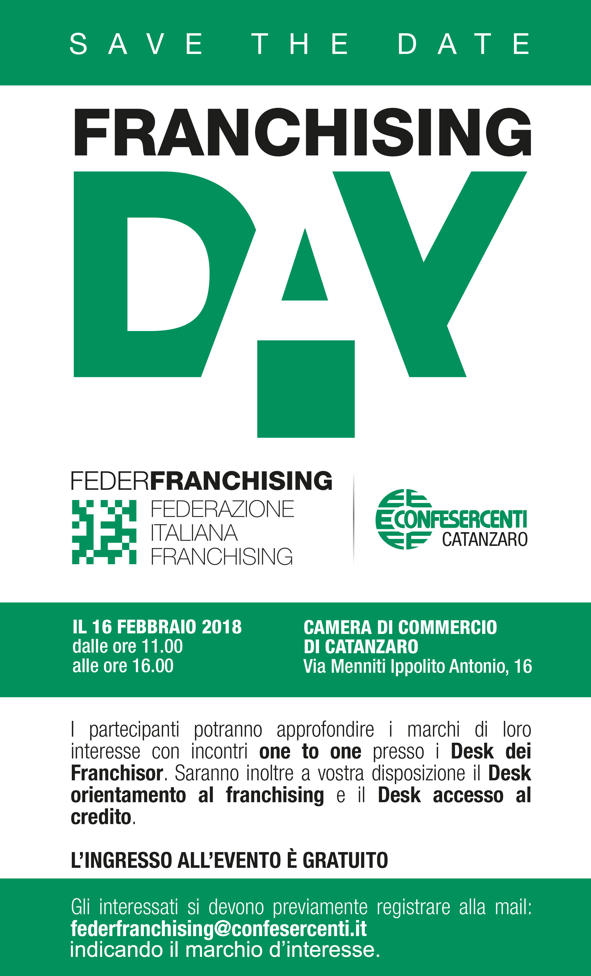 INVITO FRANCHISING DAY2017