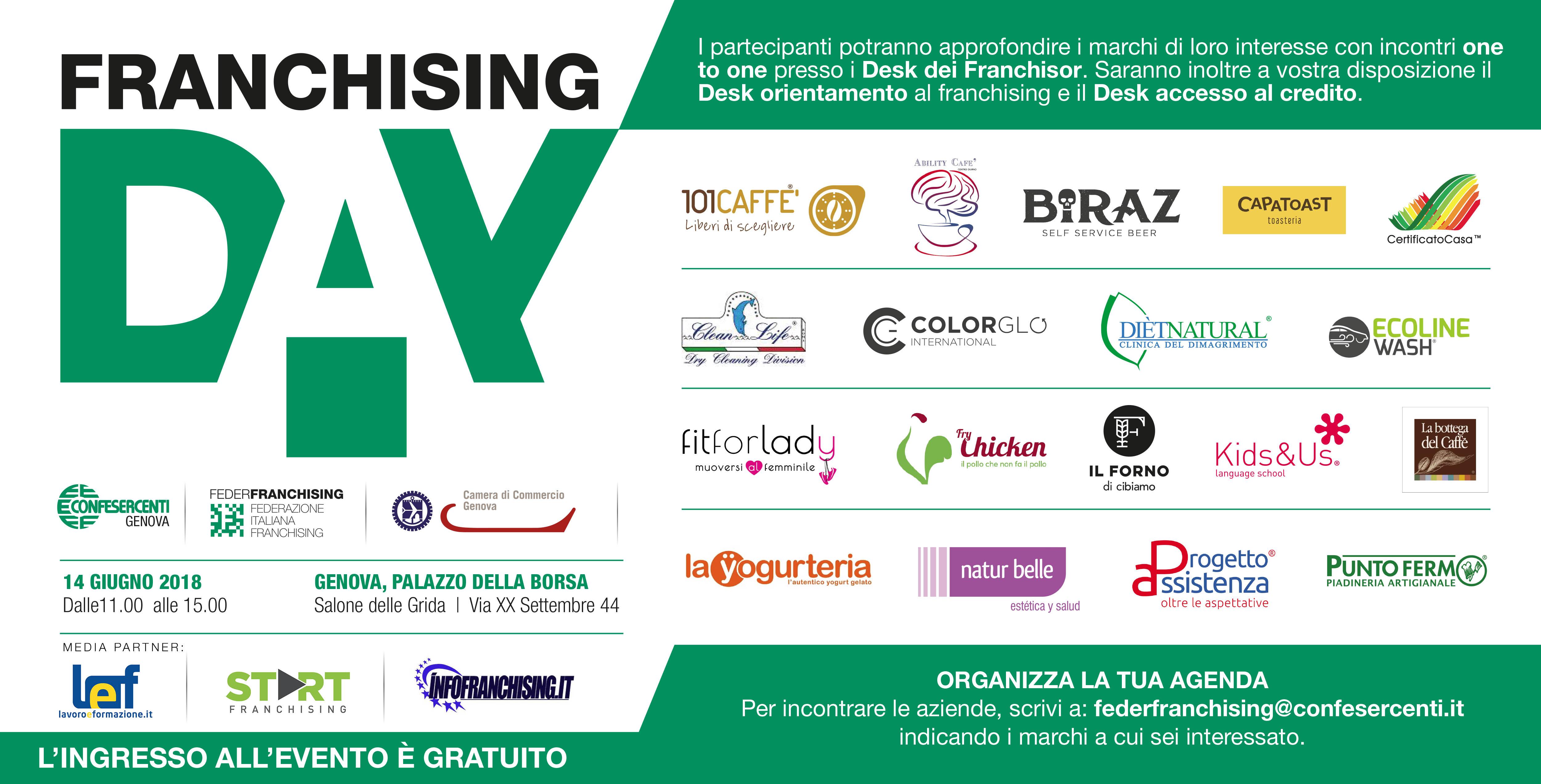INVITO FRANCHISING DAY2017